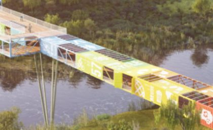 ecocontainerbridge