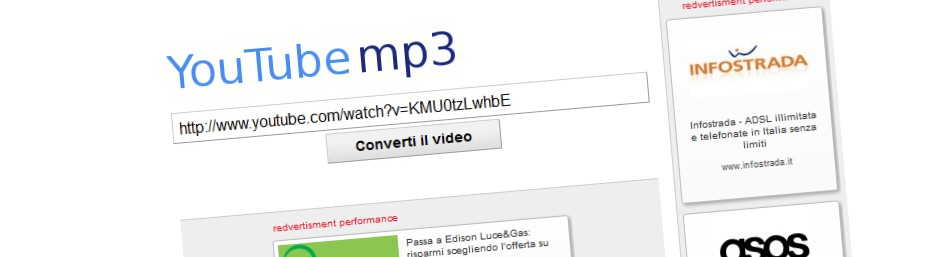scaricare musica youtube mp3