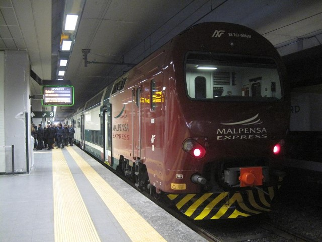 malpensa-express-train