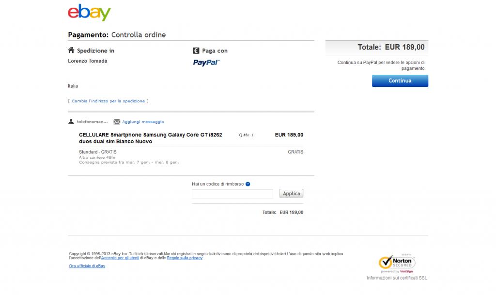 3Samsung_Galaxy_Core_GT_i8262-schermata-ebay-controllaordine