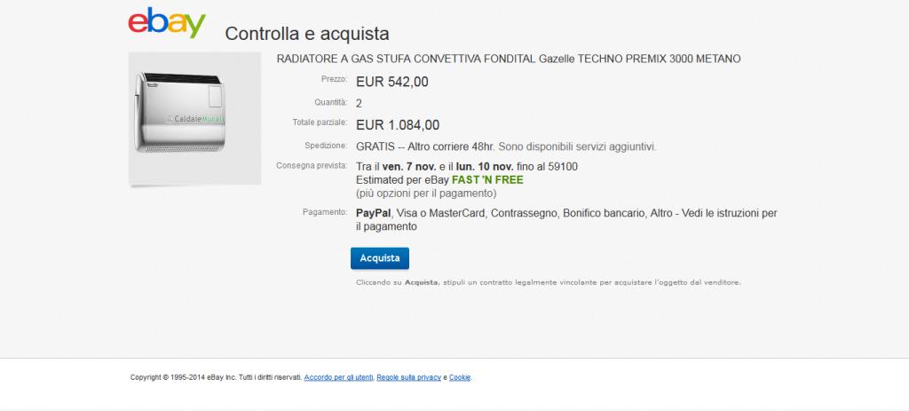 Caldaiemurali-inserzione-Ebay-acquisto
