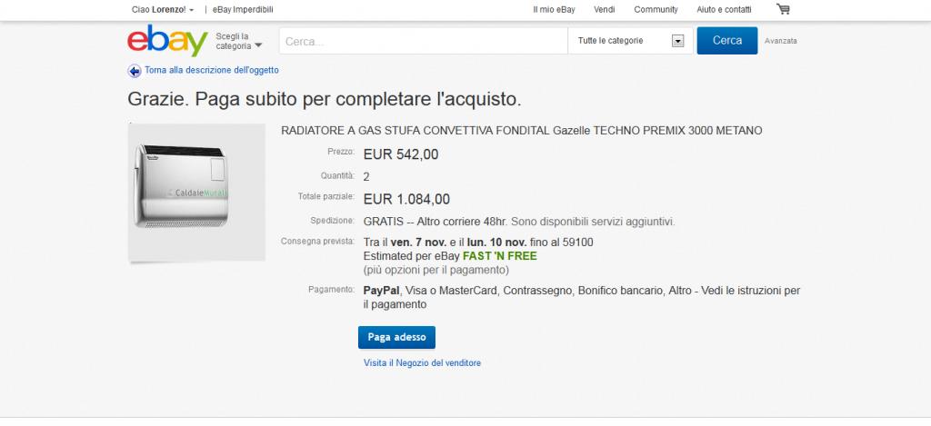 Caldaiemurali-inserzione-Ebay-acquisto-effettuato