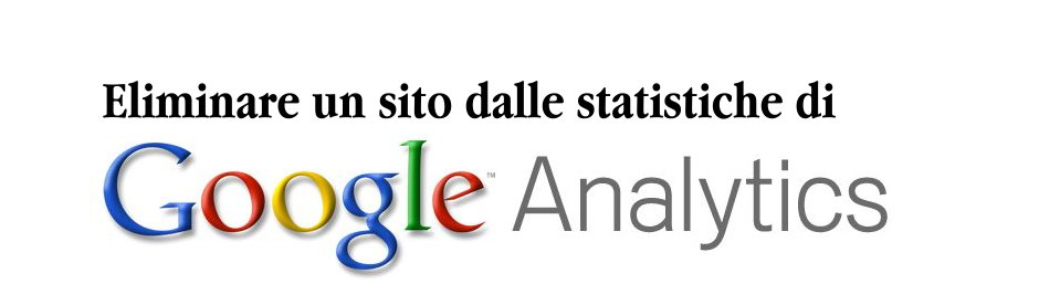 googleanalytics-rimuoveresito