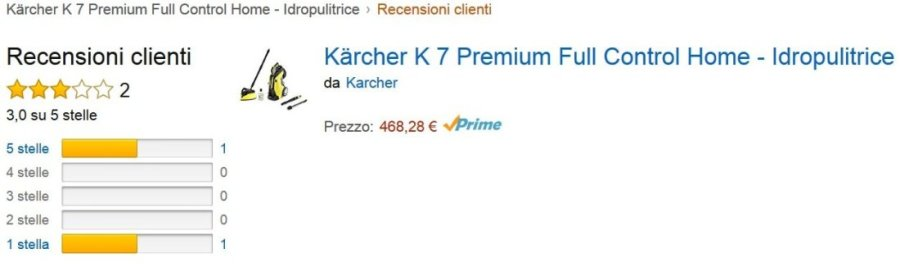 amazon-it-recensioni-clienti-karcher-k-7-premium-full-control-home-idropulitrice
