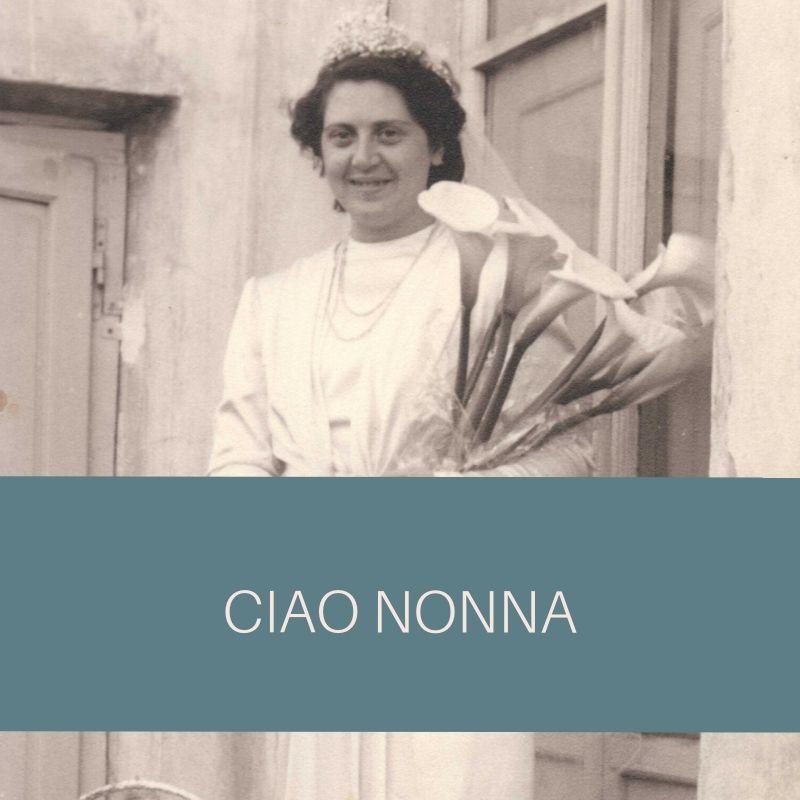 ciao nonna