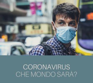 Coronavirus pensieri quarantena