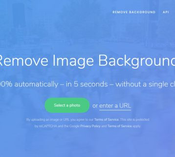 Remove Background from Image – remove bg