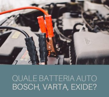batterie Bosch Varta Exide